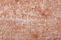 Background of a clay surface Royalty Free Stock Photography