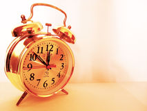 Background clock Stock Photography