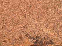 Background close-up of orange red dolomite rock Stock Images