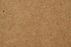 Background closeup of brown paper box Stock Photo