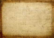 Background cloth. Background old rough canvas texture Royalty Free Stock Image