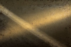 Background of the cloth of the book is illuminated by two searchlights Royalty Free Stock Photos
