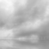 Background of clouds Royalty Free Stock Photos
