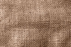 Background of coarse burlap. Background of coarse old burlap Royalty Free Stock Images