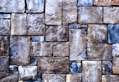 Background of Cobblestones Royalty Free Stock Photography