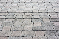 Background with cobblestones pattern Royalty Free Stock Photos