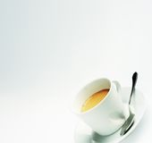 Background with coffee Stock Photography