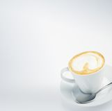 Background with coffee Stock Photo