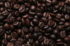 Background of coffee Royalty Free Stock Photo