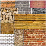 Background collage Stock Photo