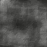 Background with collapsing lattice Stock Photo