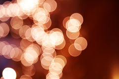 Background from color circle bokeh Royalty Free Stock Image