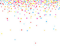 Background with color drops. Royalty Free Stock Photos