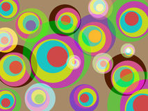 Background Color Indicates Template Colourful And Multicoloured Stock Image