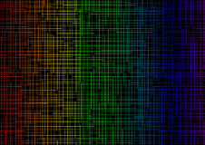 Background color in the intersecting strips Royalty Free Stock Image