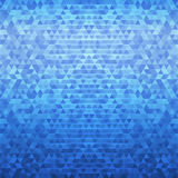 Background color mosaic triangles abstract graphic design2 Royalty Free Stock Photos