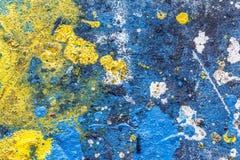 Background color paint splashes. The background color drops splashes vector illustration