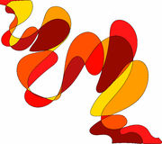 Background color red, yellow, orange. Creative background color red, yellow, orange royalty free illustration