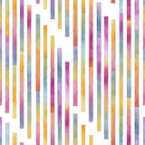 Background of colored bands Stock Image