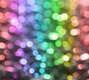 Background with colored circles. Royalty Free Stock Photo