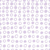Background with colored circles grid.  Stock Images