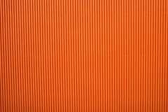 Background of colored corrugated cardboard stock photo