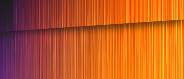 Background of colored lines Stock Photo