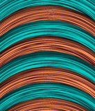 Background with colored lines Royalty Free Stock Photography