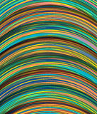 Background with colored lines Royalty Free Stock Photo