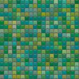 Background of colored mosaic Royalty Free Stock Image