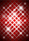 Background with colored squares Stock Photo