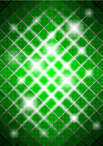 Background with colored squares Royalty Free Stock Image