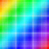 Background of colored squares Royalty Free Stock Photography