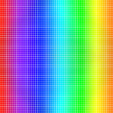 Background of colored squares Stock Photo