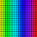 Background of colored squares Royalty Free Stock Images
