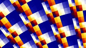 Background colored squares. Geometric pattern. Cell Royalty Free Illustration