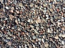 Background of colored stones Stock Image