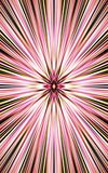 Background from colored straight lines. The colored stripes diverges from the middle to the edges. Abstract background. Vector for Illustration & Clipart Royalty Free Stock Photos