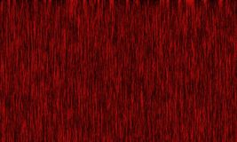 Red colored streaks Stock Photography