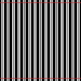 Background with colored stripes. Decorative seamless vector background with colored stripes royalty free illustration