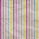 Background with colored vertical stripes. Blue, violet, yellow, white Stock Images