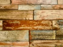 Background colored wood planks stock image