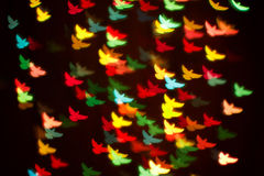 Background of colorful birds Royalty Free Stock Images