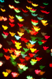 Background of colorful birds Stock Photos