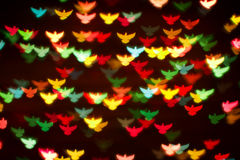 Background of colorful birds Royalty Free Stock Image