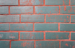 Background of colorful brick wall texture Royalty Free Stock Photo