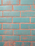 Background of colorful brick wall texture Royalty Free Stock Image