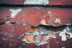 Background of colorful brick wall texture. brickwork Stock Photography