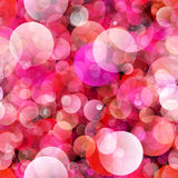 Background colorful circles seamless. Background colorful red circles seamless Stock Photo