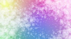 Background from colorful geometrical figures. vector background of hexagons Stock Images